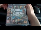 V�deo Grand Theft Auto V: UNBOXING - GTA V // EDICI�N NORMAL //