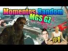 V�deo: MGS GZ Momentos Random/momentos divertidos MGS V
