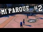 V�deo: NBA 2K16 - D�a de entrenamiento en MI PARQUE!
