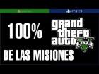 Grand Theft Auto 5 | 100% de las Misiones | Todos los Objetivos | En Espa�ol