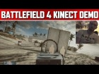 V�deo: Battlefield 4 Kinect Features Demo: Xbox One