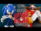 Vdeo: Wreck-it-Ralph: Sonic Related Cameos