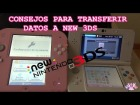 V�deo: Como transferir los datos a New Nintendo 3ds