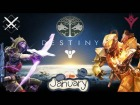 V�deo: Destiny | Crucible | January Compilation