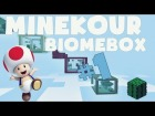 V�deo Minecraft: Minekour | Biomebox #1 || Parkour, Toads y cactus :D