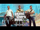 V�deo Grand Theft Auto V: Grand Theft Auto V - Trailer 2 (Subtitulado) Spanish Version - PS3 / Xbox 360