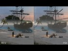 V�deo Assassin's Creed 4: Assassin's Creed 4: Wii U vs. PS4 Comparison