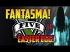 V�deo Grand Theft Auto V: GTA V - Fantasma!! - Easter Egg #1