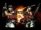 Guia Resident Evil 5 HD - Capitulo 5-2 Uroboros Mkono