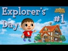 V�deo Animal Crossing: Vamos a celebrar con Animal Crossing Parte 1 - Explorer\\\'s Day