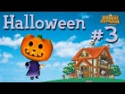 V�deo Animal Crossing: Vamos a celebrar con Animal Crossing Parte 3 - Halloween