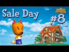 V�deo Animal Crossing: Vamos a celebrar con Animal Crossing Parte 8 - Sale Day