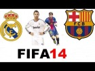 V�deo FIFA 14 Real Madrid-Barcelona | FIFA 14