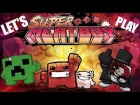 V�deo: Let's Play | Super Meat Boy