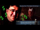 V�deo: Gabe Newell Joins the Dark Side  - Buying Mods on Steam