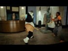 V�deo: :: Kung Fu Panda :: Vs :: negro looco ::       . . . .     ( Disaster Movie )