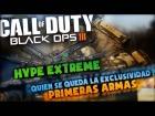 V�deo: Black Ops 3 �Quien tiene la exclusividad? -- Primeras Armas || COD Black Ops 3 [SshadowdarkK]