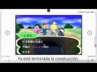 V�deo: Trailer Animal Crossing 3DS: New Leaf sub ESPA�OL