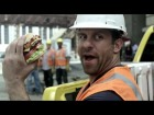 V�deo: Man of Steel | Burger Commercial