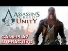 V�deo: Assassin's Creed Unity | Gameplay interactivo [Faerk7]