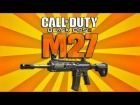 V�deo Call of Duty: Black Ops 2: Arrasando M27!! - Black Ops 2