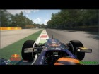V�deo: F1 2013 Autodromo Di Monza Race Edit �5 laps� Red Bull Racing F1 Team