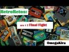 V�deo: RetroRetos nro1: final fight