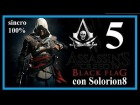 ASSASSIN'S CREED 4 (#5) Secuencia 3 - Recuerdo 4 y 5 (100%) | Gameplay / Walkthrough