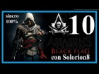 ASSASSIN'S CREED 4 (#10) Secuencia 7 - Recuerdo 1 y 2 (100%) | Gameplay en espa�ol / Walkthrough