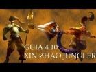 GUIA LOL - Xin Zhao Comando Jungla