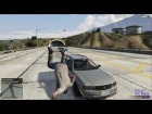V�deo: GTA V | Atropellos a c�mara lenta | EPIC FAILS 3