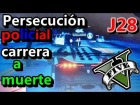 V�deo: GTA online [ persecuci�n policial