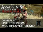 V�deo Assassin's Creed 4: Assassins Creed 4 Black Flag Multiplayer Gameplay Demo (E3 2013)