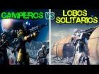 V�deo Destiny Destiny || Camperos vs Lobos solitarios || Escaramuza [Faerk7]