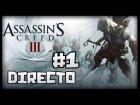 V�deo: DIRECTO | Assassin's Creed 3 | #1 | El inicio de una nueva aventura.