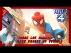 V�deo LEGO Marvel Super Heroes: LEGO Marvel Super Heroes  Minikits y Stan Lee de Times Square en Guardia