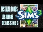 Instalar todos los juegos de los sims 3 Ƹ̴Ӂ̴Ʒ | [ P E D I D O ]