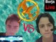 Minecraft | Borja vs Khalerguita | JUEGOS DEL HAMB