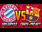 V�deo: Bayern Munich vs. FC Barcelona   FIFA 15