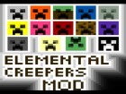 V�deo Minecraft: Minecraft review mod elemental creepers 1.5.1