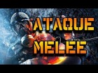 V�deo Battlefield 4: ATAQUE MELEE REMIX - Open Beta BF4