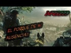 V�deo Call of Duty: Ghosts: COD Ghost Online  Porque mi ausencia?? | Infereed