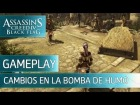 V�deo Assassin's Creed 4: Assassin's Creed 4 Black Flag Multijugador - Cambios en la bomba de humo