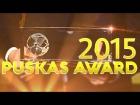 V�deo: FIFA Puskas Award 2015 | Best goals of the year - [2K/30FPS]