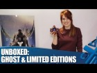 V�deo Destiny Destiny - The Ghost Edition and Limited Edition unboxed!