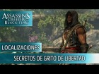 DLC Grito de Libertad - Localizaci�n de los Secretos - Assassin's Creed 4 Black Flag