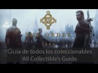 V�deo: The Order: 1886 - Gu�a de Todos los Coleccionables / All Collectible Guide