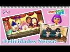 V�deo: Tomodachi Life - �Felicidades Nenota! y �Zool y Fran abducidos!