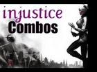 Injustice- Catwoman Combo Collection #litterboxswag by SinisterBeet with Battles