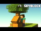 V�deo Minecraft: #7 - Go to the nether! | SkyBlock - Minecraft